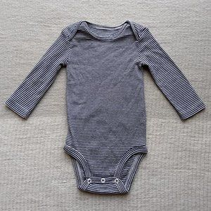 Carter's - NEW!  Striped Onsie
